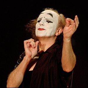 Pantomime Peter Mim- pantomime workshop, pantomime kurse, seminare