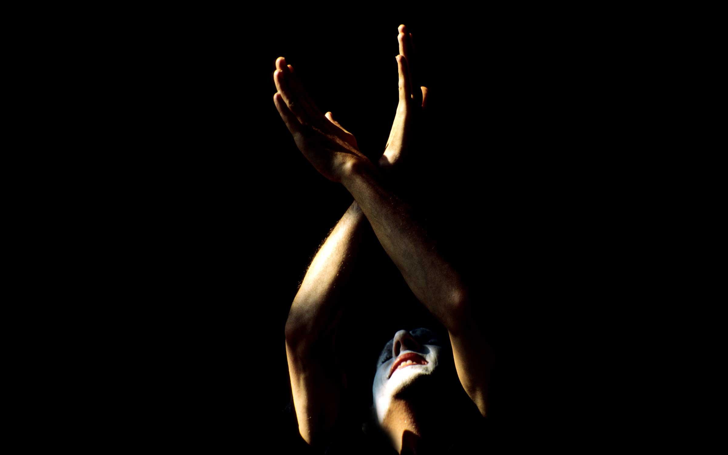 mime, pantomime, workshop, kurse, seminare. Grüß peter mim